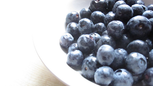 Blueberries recipe