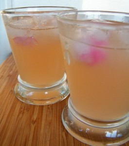 RoseWaterLemonade
