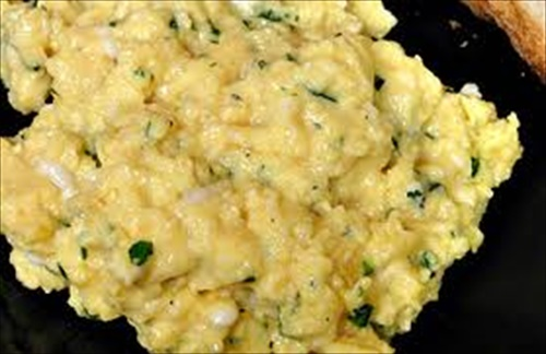 French Herb Eggs