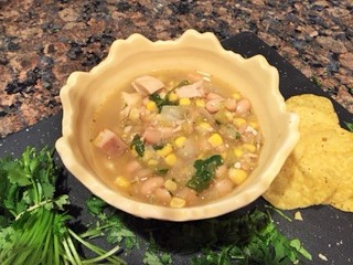 Chicken Chili Bowl (2)